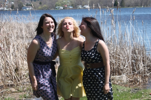 I feel like this picture best represents our personalities.